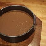 Chocolate Cheesecake Batter
