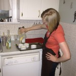 heather-pouring-cake-batter