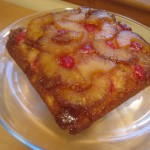 Whole Pina Colada Pineapple Upside Down Cake